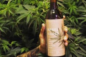 Un Sauvignon Blanc della Sonoma County, ma senza alcool e infuso di Thc, il principio attivo della cannabis: arriva dalla California il primo esperimento di contaminazione tra nettare di Bacco e marijuana, con un rosè e uno sparkling a seguire