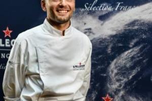 Al S.Pellegrino Young Chef 2018, il contest che a giugno 2018 nominerà il miglior giovane chef del panorama internazionale, due gli italiani in gara: il finalista italiano Edoardo Fumagalli e ... quello francese, il napoletano Antonio Buono