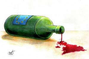 """Contro i rischi di una Brexit scomposta, l'industria del vino e degli spirits fa fronte comune: tra inflazione crescente e consumi ancora più che stabili, da """"Wine2Wine"""", gli sforzi del settore per limitare i danni prima dell'""""ora zero"""" del 2019"""