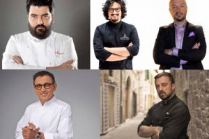 """La classifica """"Top Social Influencer"""" 2018 di Blogmeter incorona Antonino Cannavacciuolo re dei social, seguito da Alessandro Borghese e Joe Bastianich: non solo stelle Michelin, la fama di uno chef è anche il numero di followers sui profili social"""