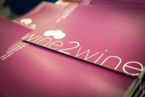 """Focus sui mercati, approfondimenti su marketing, enoturismo e non solo, e novità come la """"newco"""" tra VeronaFiere e Fiera di Parma per la kermesse """"Wi-Bev"""", e le cantine di Opera Wine 2018 di Wine Spectator: a Verona, il 4-5 dicembre, è Wine2Wine"""