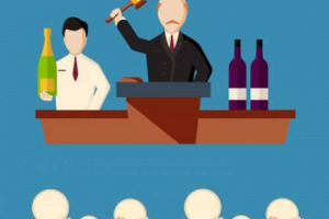 Il vino mondiale all'asta nel 2017 vale 371 milioni di dollari +9,6% sul 2016. Stati Uniti, Hong Kong e le vendite online i migliori. A trainare il trend positivo la Borgogna rossista. Così il mondo del vino all'incanto secondo Wine Spectator