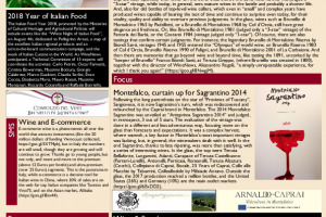 Italian Weekly Wine News N. 355
