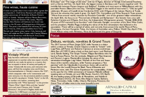 Italian Weekly Wine News N. 362