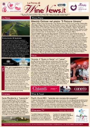 La Prima di WineNews - N. 2342