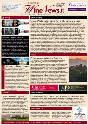 La Prima di WineNews - N. 2388