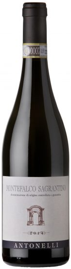 ANTONELLI SAN MARCO, MONTEFALCO, SAGRANTINO, Su i Vini di WineNews