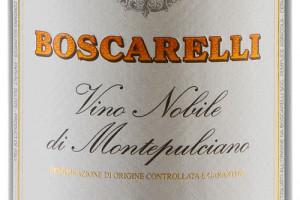 Boscarelli, Docg Nobile di Montepulciano 2015