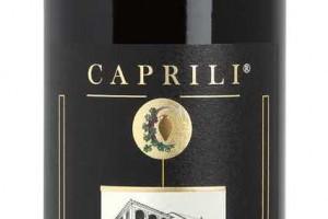 Caprili, Docg Brunello di Montalcino 2013