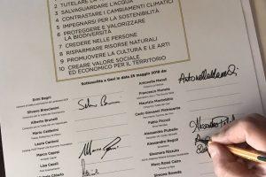 """""""La Carta del Vino Responsabile non è una lista di prescrizioni, ma una piattaforma di conoscenza"""""""
