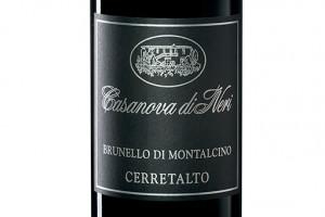 Casanova di Neri, Docg Brunello di Montalcino Cerretalto 2012