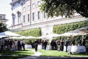 Il Casino dell'Aurora Pallavicini a Roma, gioiello del Barocco, apre le porte ai grandi vini