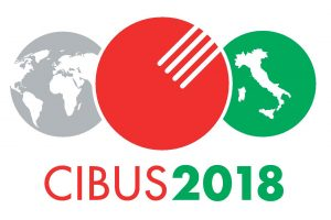 Cibus 2018 at Fiere di Parma, from May 7th to 10th