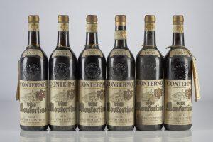 Il Masseto ed il Barolo Monfortino di Giacomo Conterno: sempre loro i protagonisti delle aste