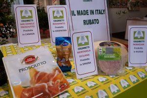 Il falso made in Italy raggiunge i 100 miliardi di euro di valore: i dati Coldiretti a Cibus 2018