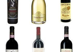 Italian wines tourists love the most. From Chianti Classico to Brunello di Montalcino, Prosecco ...