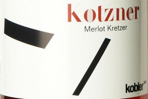 Weinhof Kobler, Doc Alto Adige Rosato Merlot Kotzner 2016