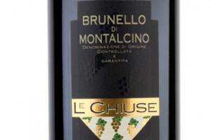 Le Chiuse, Docg Brunello di Montalcino 2013