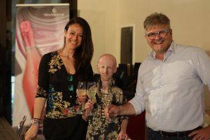 Cantina Le Manzane, Vendemmia Solidale 2018 a favore dell'Associazione Italiana Progeria Sammy Basso