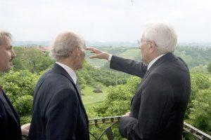 In Dogliani, Mattarella remembers Luigi Einaudi, the winemaker President and pro-Europeanist
