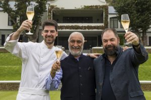 Investing in haute cuisine: group Leeu Collection has a 10% share in Alajmo Spa