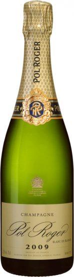 BLANC DE BLANC, CHAMPAGNE, POL ROGER, Su i Vini di WineNews