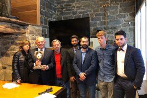 Al ristorante destinato ai nuovi poveri Casa di Ruben a Milano il Premio Francesco Arrigoni 2018