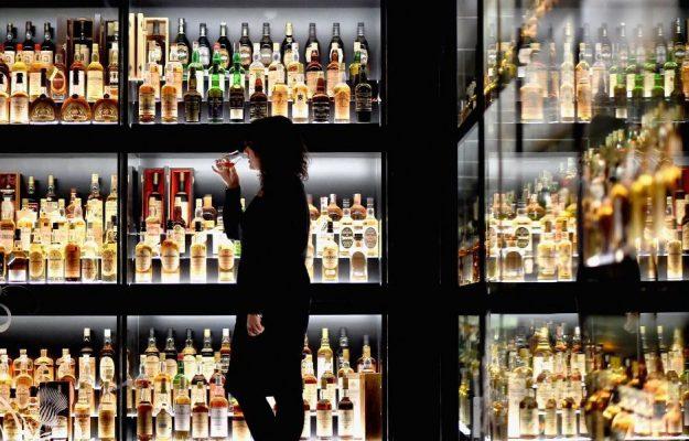 alcol, prezzo minimo, scozia, Mondo