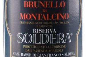 Soldera, Docg Brunello di Montalcino Riserva 2002