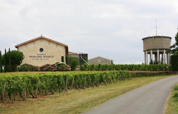Bordeaux, TROPLONG MONDOT, Mondo