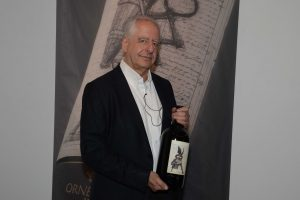 "Premio Internazionale Feltrinelli a William Kentridge, firma di ""Ornellaia - Vendemmia d'Artista"""