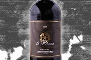 Le Berne Docg Vino Nobile di Montepulciano