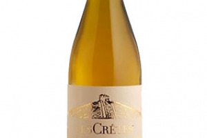 Les Crètes Doc Valle d'Aosta Chardonnay Cuvèe Bois