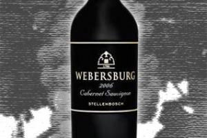 Webersburg Stellenbosch Cabernet Sauvignon
