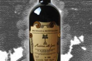 Il Marroneto Dop Brunello di Montalcino Madonna delle Grazie