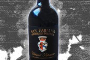 Fattoria San Fabiano Dop Chianti Superiore Etichetta Nera