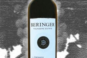 Beringer Founders' Estate Zinfalden California