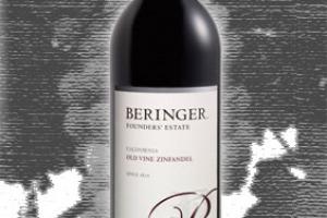 Beringer Beringer Founders' Estate Zinfalden California