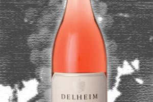 Delheim South Africa Stellenbosch Pinotage Rosé