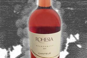 Cantele Salento Igp Rosato Rhoesia