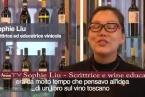 """L'immagine del vino italiano e toscano in Cina? Ancora tutta da costruire. Parola di Sophie Liu, scrittrice e autrice di """"Grandi Vini di Toscana"""", e tra le più importanti wine educator del Paese asiatico"""