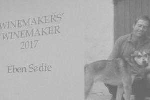 """Dalla Spagna al Sudafrica: dopo Alvaro Palacios, è il sudafricano Eben Sadie il miglior produttore del mondo secondo i Masters of Wine. """"Anche il Nuovo mondo del vino ha i suoi grandi terroir, a partire dal mio Sudafrica"""""""