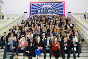 """Opera Wine"": 40 years of italian wine in the Usa"