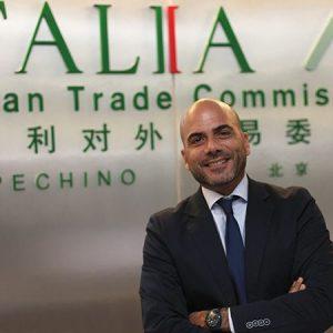 ICE behind the Italian wine boom in China