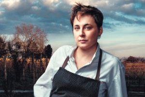 Televisione, filosofia culinaria, ristorazione di qualità: a WineNews, la chef Antonia Klugmann
