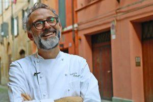 Massimo Bottura, lo chef n. 1 al mondo è anche il fil rouge che lega il territorio Basco a Modena