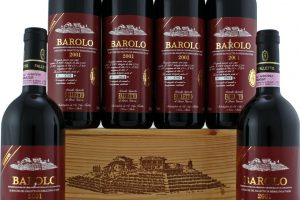 Under the hammer at Christie's: Bruno Giacosa
