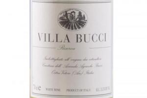 Villa Bucci, Docg Verdicchio dei Castelli di Jesi Classico Riserva Villa Bucci 2015