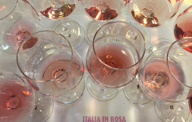 ITALIAN WINE, ROSÉ, News
