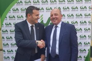 Il neo Ministro dell'Agricoltura Centinaio, con delega al Turismo, a difesa del made in Italy